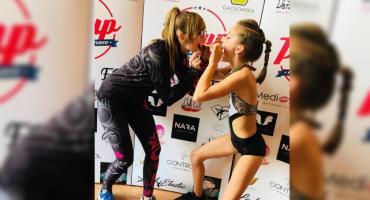 Liwia Stańczykowska najlepsza w zawodach Pole Dance!