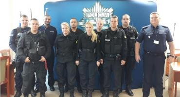 Adepci zasilili szeregi szczecineckiej policji