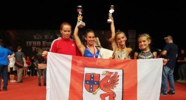 Świetny start dziewczyn z AKS Darzbór. Polska na podium Mistrzostw Europy!
