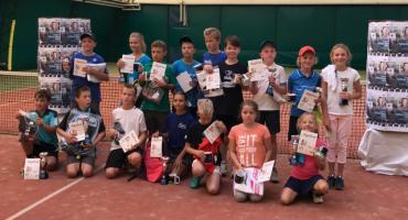 Mistrzostwa Szkół w tenisie odbyły się w Szczecinku