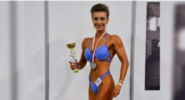 Szczecinecka fitnesska, Joanna Zielska wicemistrzynią Polski!