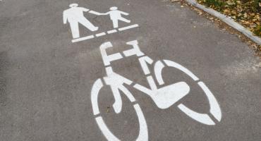 Ścieżka rowerowa to nie ciąg pieszo - rowerowy. Na co w Szczecinku poszły unijne pieniądze?