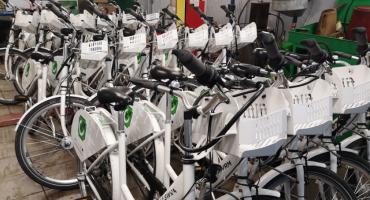 Rekordowy, pierwszy miejski sezon rowerowy