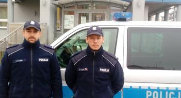 Policjanci ze Szczecinka uratowali mężczyźnie życie. Próbował popełnić samobójstwo