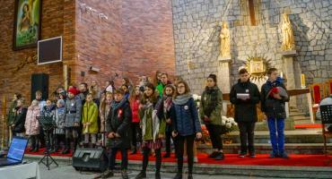 Zaśpiewali dla Niepodległej. Koncert patriotyczny w parafii św. Rozalii w Szczecinku