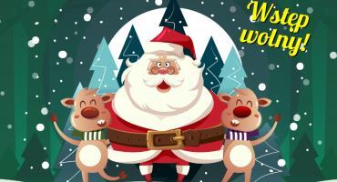 Mikołaj w kinie Wolność. Wstęp wolny