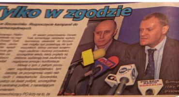 Kapsuła Warcisława. Audycja - załóżmy - historyczna w radiu Szczecinek. Rok 2005