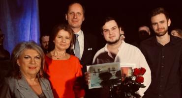 Festiwal Twórczości Marka Grechuty: Kamil Kowalski z kolejnym wyróżnieniem