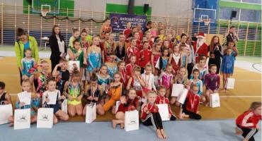 Mikołajkowy Festiwal w sportach gimnastycznych odbył się w Szczecinku
