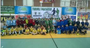 Akademia Piłkarska Szczecinek najlepsza w turnieju w Barwicach