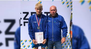 Antoni Borys z powołaniem do reprezentacji Polski triathlonu