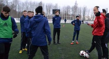 Zgrupowanie Polish Soccer Skills w Cetniewie ze szczecineckimi akcentami
