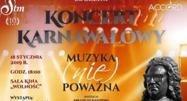 Muzyka (nie)poważna. Ze Szczecinecką Małą Filharmonią wystąpi zespół Materia!
