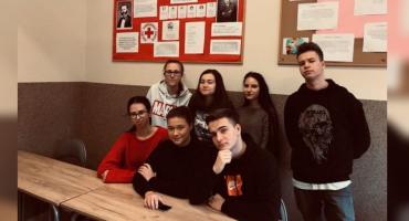 Uczniowie z I LO w Szczecinku honorowo oddali krew
