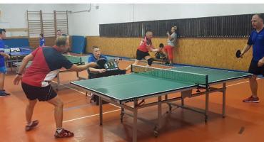 II GP Szczecinka w tenisie stołowym