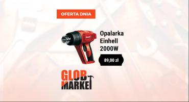 EINHELL OPALARKA TH-HA  2000W WALIZKA w promocji! GLOB MARKET ul. Wiśniowa 16 w Szczecinku