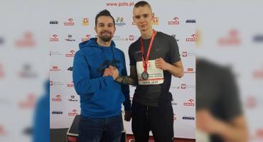 Zawodnik STS Pomerania srebrnym medalistą Mistrzostw Polski juniorów