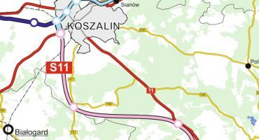 Będzie więcej pieniędzy na budowę S11 z Koszalina do Bobolic