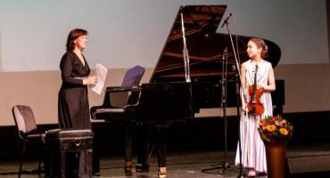 Dzieci pomagają dzieciom. Młodzi rosyjscy wirtuozi wystąpili w Szczecinku