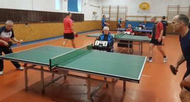Rywalizują w Grand Prix Szczecinka w tenisie stołowym