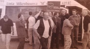 Kapsuła Warcisława. Ironiczno - historycznie o Szczecinku z roku 2005