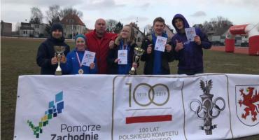 Sukcesy MKP Szczecinek na Mistrzostwach Województwa. Dwa złote medale