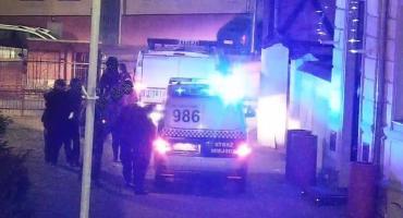 Nocna awantura pod lokalem zakończona interwencją straży miejskiej