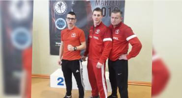 Bartłomiej Mienciuk z brązowym medalem Mistrzostw Polski