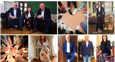 Niepasujące skarpety - obowiązkowe! Światowy Dzień Zespołu Downa w Szczecinku