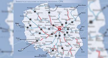 Do CPK przez Szczecinek, z CPK do Szczecinka. Powstanie nowa linia kolejowa