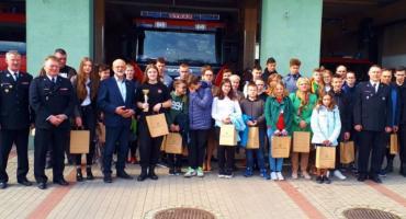 Młodzież w Szczecinku wie jak zapobiegać pożarom. Ruszył 42. Turniej Wiedzy Pożarniczej
