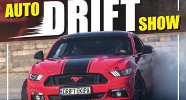 Auto Drift Show - już niebawem! Zaproszenie