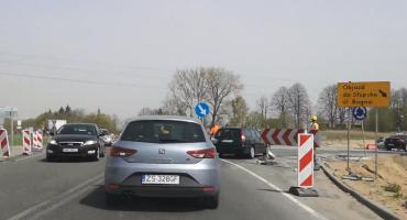 Ruszył objazd ul. Słupskiej. Szczecinek oddalił się o kilka kilometrów