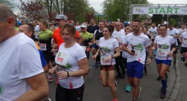 Rekordowe bieganie w Szczecinku. Tłumy na