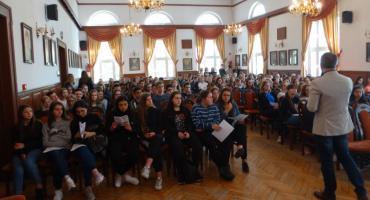 Setki uczniów na Dniach Otwartych w I LO