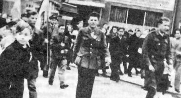 Pamiętny 3 Maja w Szczecinku. Tak w 1946 roku demonstrowali mieszkańcy