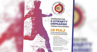 Ormianie z całej Polski zagrają w piłkarskim turnieju w Szczecinku