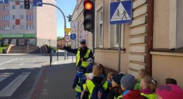 Szczecinecka drogówka edukuje także najmłodsze dzieci