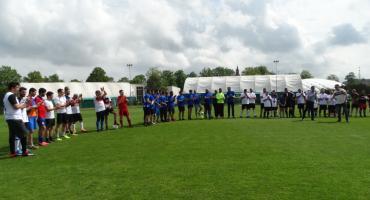 Ormianie z całej Polski rozegrali w Szczecinku piłkarski turniej