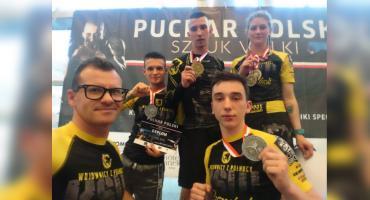 8 medali KSW Szczecinek na Pucharze Polski w Mrągowie!