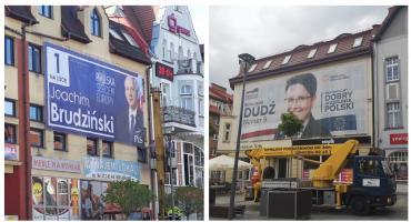 Banery już można zdjąć. Jak głosowaliśmy w eurowyborach?
