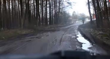 Będzie przebudowa drogi Dziki - Turowo