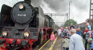 Prawdziwe parowozy znów przejadą przez Szczecinek!