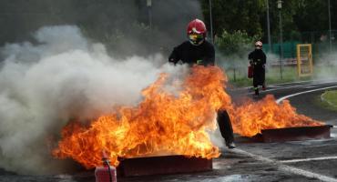 Pożary pod pełną kontrolą. Strażacy rywalizowali o tytuł najlepszej jednostki
