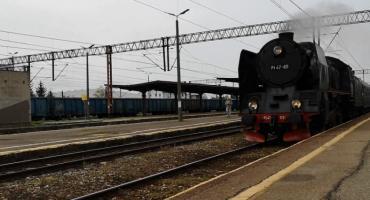 Para buch, koła w ruch. Pociąg Pirat znów w Szczecinku