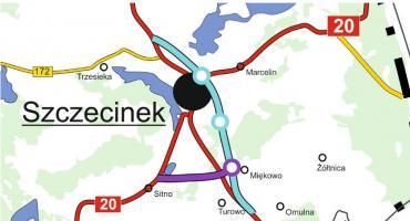Wiadomo, kto wykona projekt łącznika obwodnicy Szczecinka