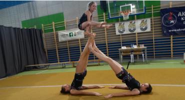 Młodzi akrobaci konkurowali w szczecineckich Mistrzostwach