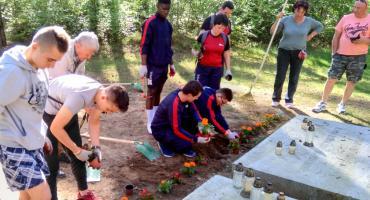 Poznawali historię w Bornem Sulinowie. Młodzież z OHP w Szczecinku wzięła udział w międzynarodowym projekcie