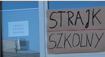 Strajkujący nauczyciele otrzymają pieniądze. W Szczecinku będzie to przewidziana prawem nagroda