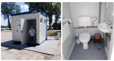 Sukces goni sukces. Po ośmiu latach toaleta na Mysiej została podłączona do kanalizacji!